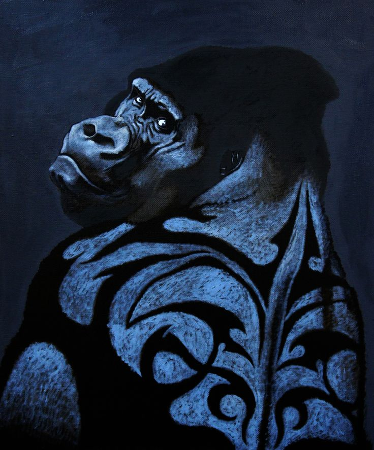 "Ivanov Gallery / Art for sale. ""Тату"", Федор Петрик, 2013. Холст, масло/60х50см.  «Tatoo», Fedor Petrik, 2013. Oil on canvas/60х50sm."