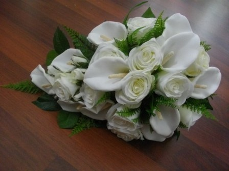 www.weddingbunchesandblooms.com.au  Created By Millie, premium artificial wedding flowers custom made and shipped worldwide to your door. Don't trust your wedding flowers to anyone else, you have found the best....  weddingbunches@optusnet.com.au
