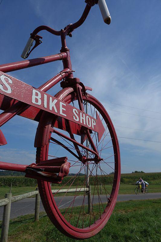 Weaver's Bike Shop
