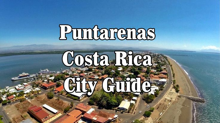 The Puntarenas Province is a very important one in Costa Rica with its fishing history, parties and local vibe. Also home to a famous shaved ice treat
