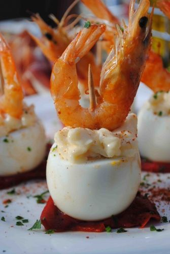 "The city of San Sebastian is well-known for its culinary offer, including the famous ""pintxos"""