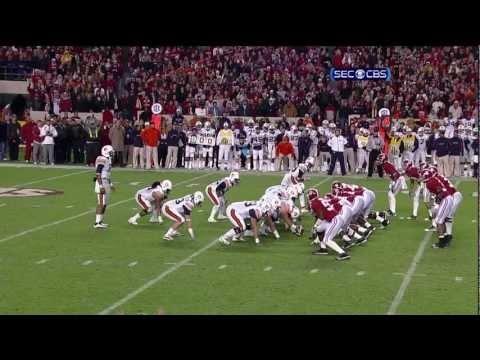 Auburn vs. Alabama 2010    greatest football game ever. period