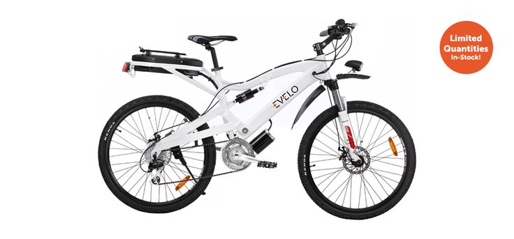 Electric bike from Evelo