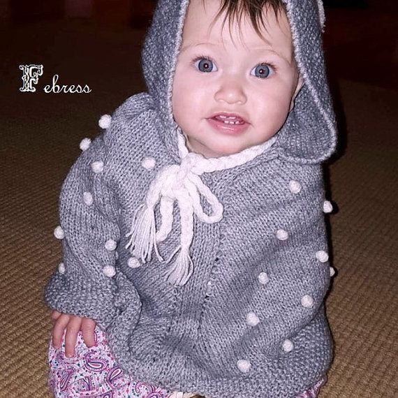 Best 25 Baby Poncho Ideas On Pinterest Kids Poncho