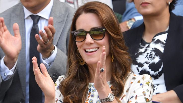 La Duquesa de Cambridge ha sido invitada a participar en el documental sobre este torneo de tenis y durante la entrevista reveló algo de sus papás que tal vez ellos no querían que se supiera.