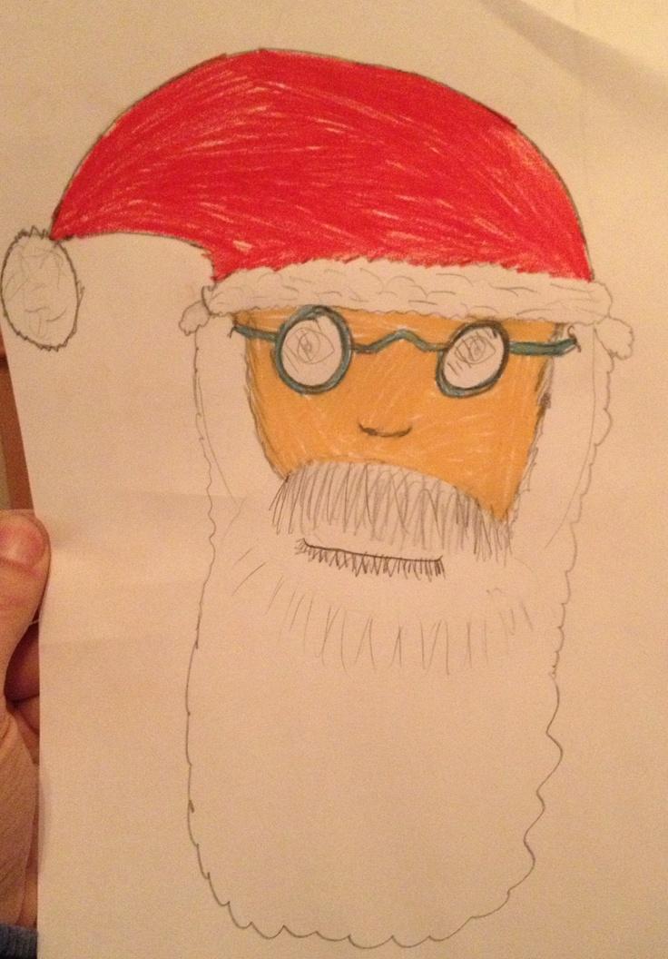 Julenisse = jultomte