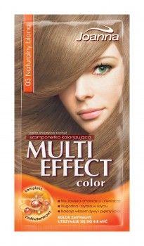 Naturalny blond - idealny odcień dla kobiet, które wyróżniają się łagodnością - ale jak wiadomo, kobieta zmienną jest, więc po 4-8 myciach możesz zrezygnować z anielskiego wcielenia.