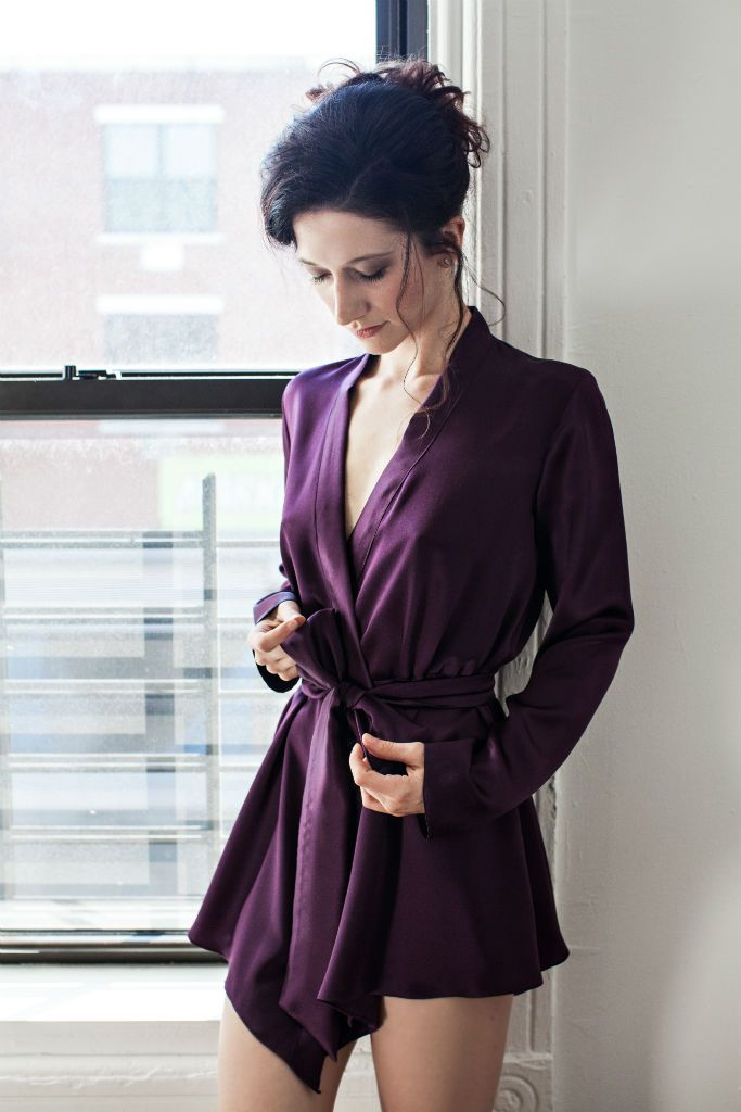Angela Friedman A/W 2014 | The Lingerie Addict