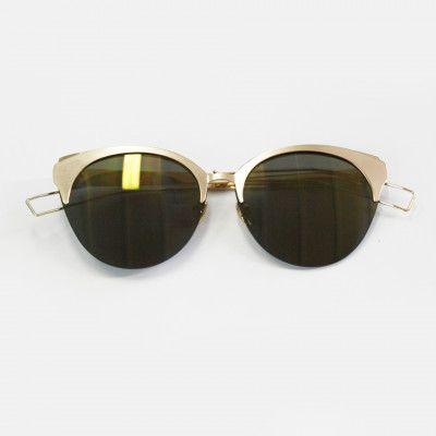 Redcurrent Gold Chloe Sunglasses