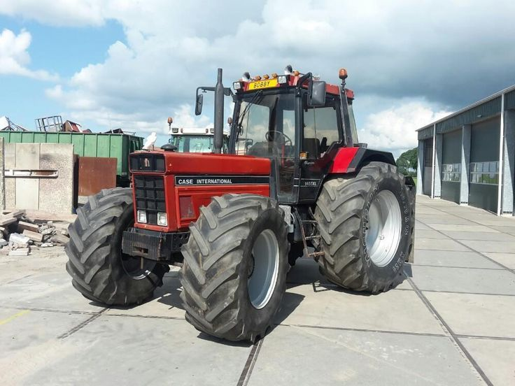 ≥ IHC 1455XL - Agrarisch | Tractoren - Marktplaats.nl