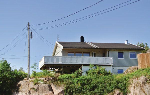 www.atraveo.de/ Objekt-Nr. 1178650 Ferienhaus für max. 6 Erwachsene   1 Kind Grimstad, Südnorwegen (Sørlandet)