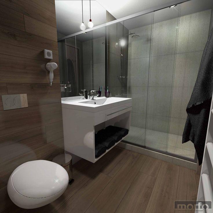 ONYX apartment house, Sárvár, Hungary / interior design 2016