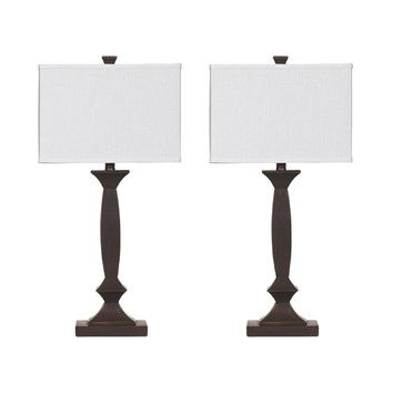"""Laine 30.25"""" Table Lamps (Set of 2) by Signature Design by Ashley"""