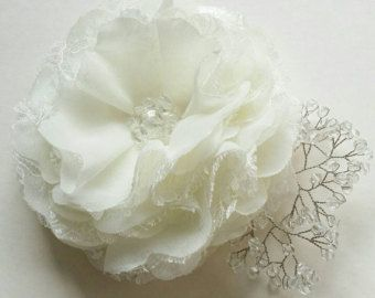 Bridal Hair Vine by InColours on Etsy