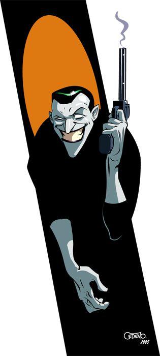 Joker by ~allanced