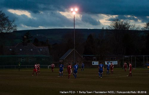 Hallam FC 3 - 1 Selby Town https://www.flickr.com/photos/cliffefc/sets/72157666779603560 via cliffefc.com