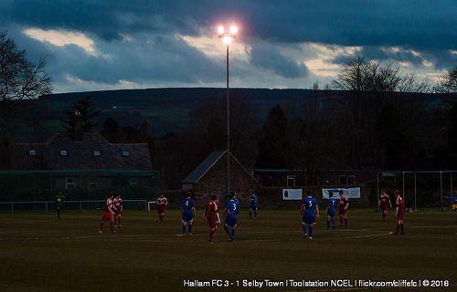 Hallam FC 3 - 1 Selby Town https://www.flickr.com/photos/cliffefc/sets/72157666779603560 via cliffefc.com