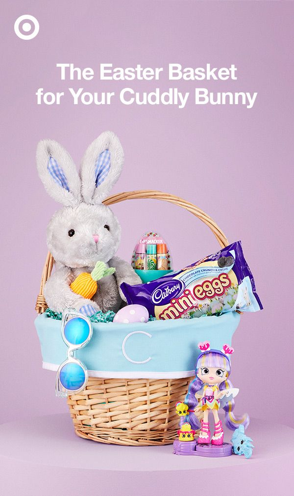 Your Little Bunny Knows What They Want So Why Not Fill Their Easter Basket With