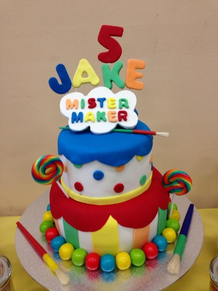 Mister Maker Craft Ideas