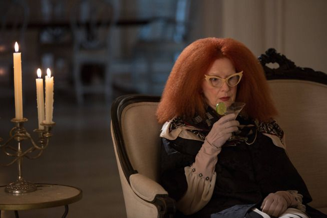 Frances Conroy - IMDb