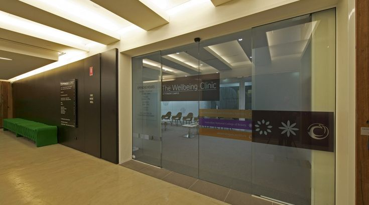 melbourne school college fitout Level 1 Front Entry