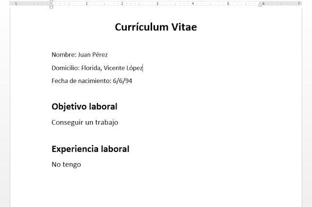 Curriculum Vitae Ministerio Modelo De Curriculum Vitae Math Cards Against Humanity Math Equations