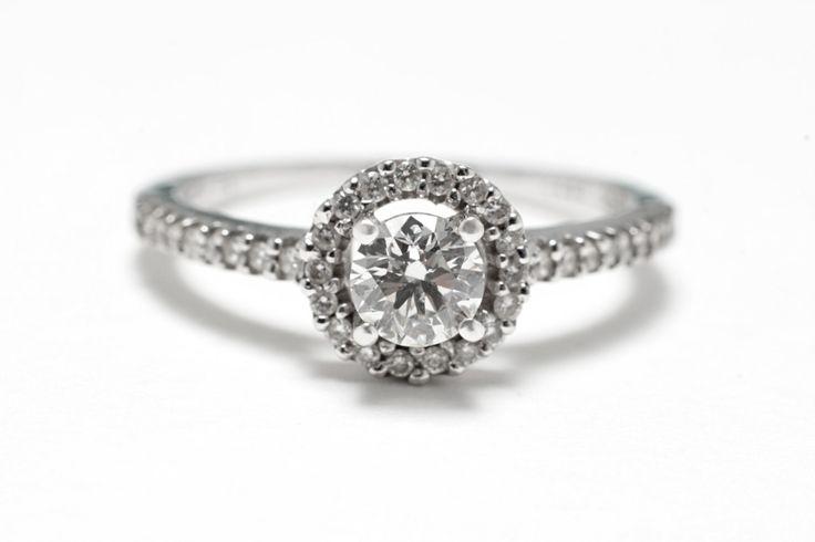 diamond engagement ring, bespoke, custom, handcrafted