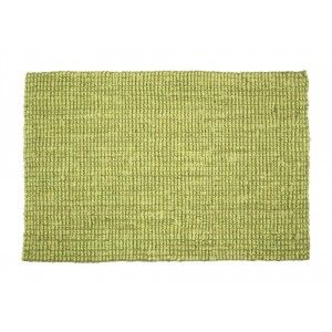 Jute doormat in light green. Sustainable and functional with latex backing. Many different colours available.