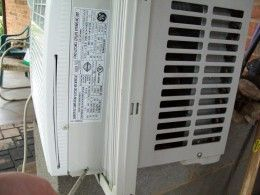 How to clean a window AC unit