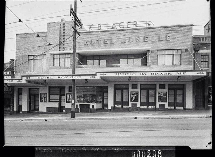 Rozelle Hotel Victoria Road