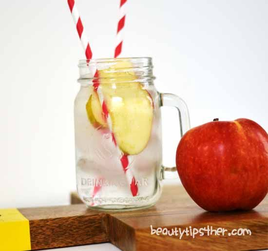 apple cinnamon water to lose weight