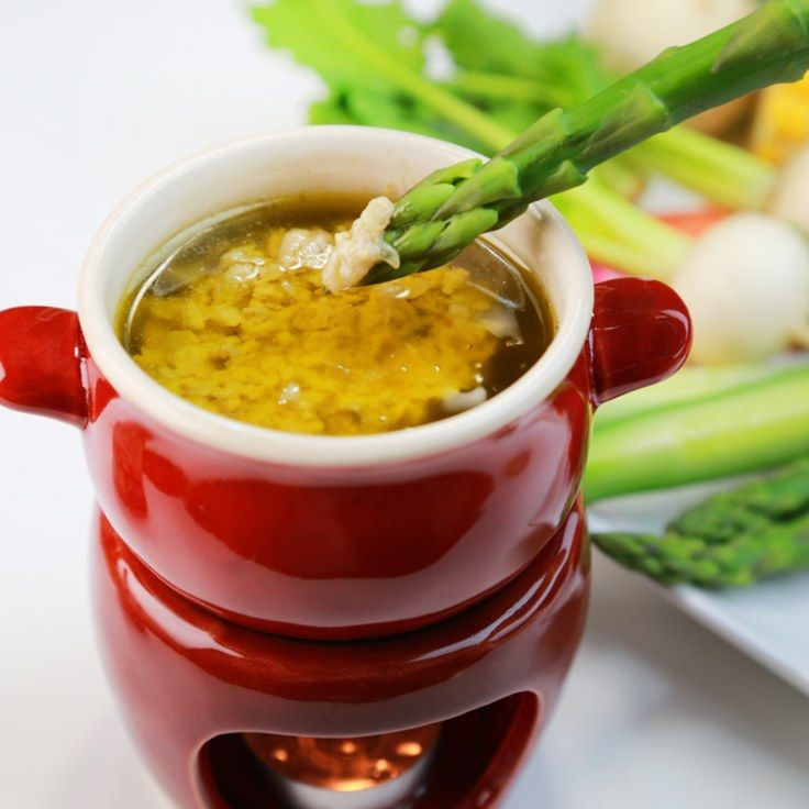 Bagna Cauda-- delicious but I think my ratios were off. Too much oil on top. Try again!