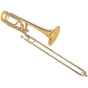 Bb/F/GB Slide Bass Trombone Antoine Courtois Legend AC502B-1-0
