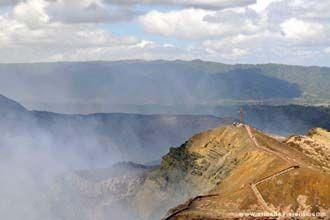 Parque Nacional do Vulcão Masaya - Granada/Nicarágua