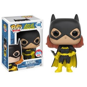 2016 Comic Con Batgirl.  I think this Batgirl is the best representation of this character that Funko has done to date.  Available Oct. 6, 2016, I was able to buy her in store at Hot Topic for $15.00.