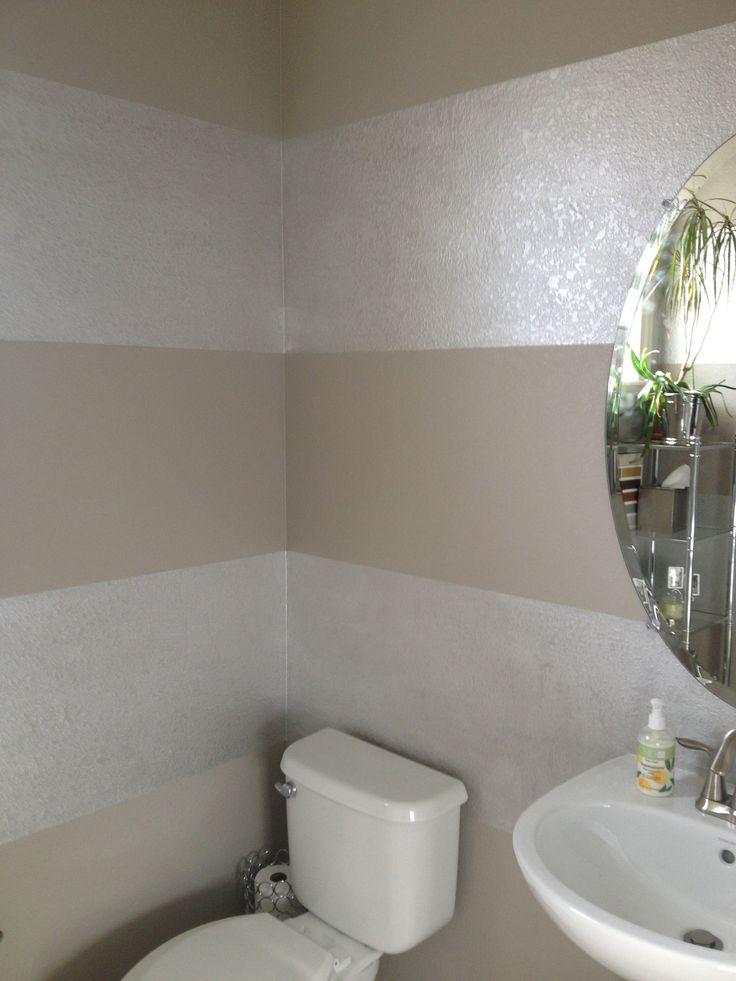 Pearlescent Powder Room! | Neat Ideas | Pinterest | Powder ...