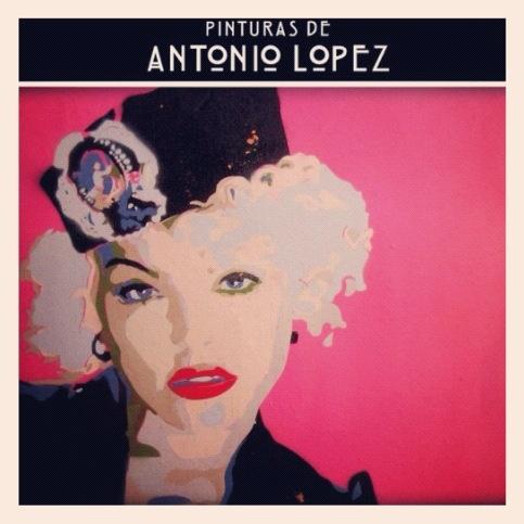 Vinila x Antonio Lopez