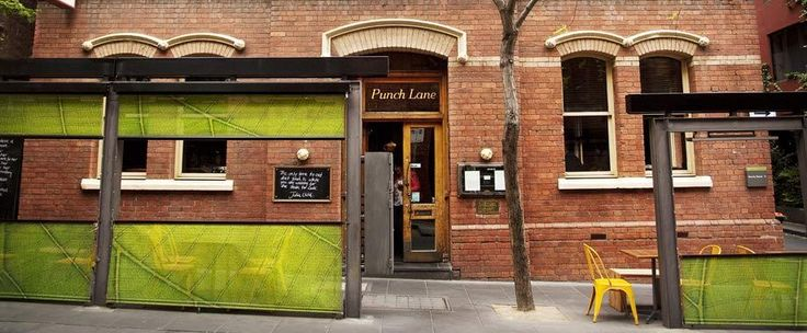 Punch Lane restaurant | Punch Lane wine bar and restaurant in the heart of Melbourne