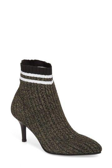 7a4e74a423e1 Stuart Weitzman Golsoc Waverly Sock Boots Booties Size US 8.5 Regular (M