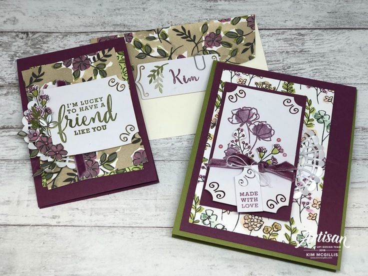 Share What You Love – Stampin'Up! Artisan Blog Hop