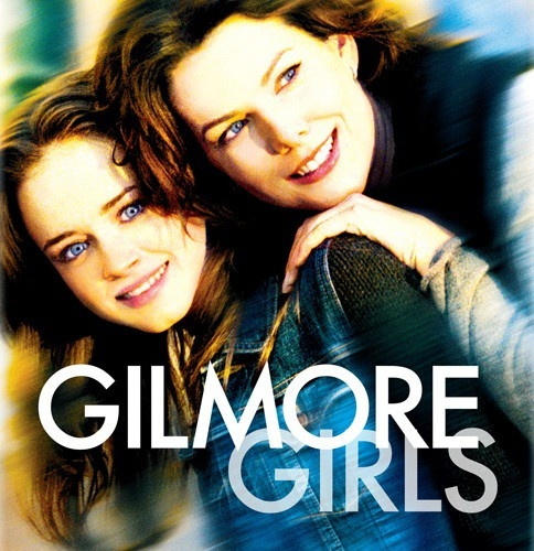 Gilmore Girls is one of my favourite dramas. I adore the Lorelai's so much.
