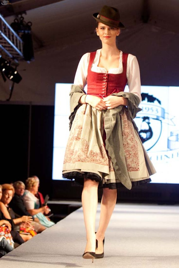 The 57 best dirndl runway images on Pinterest | My love, Oktoberfest ...