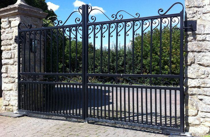Automating Metal Gates