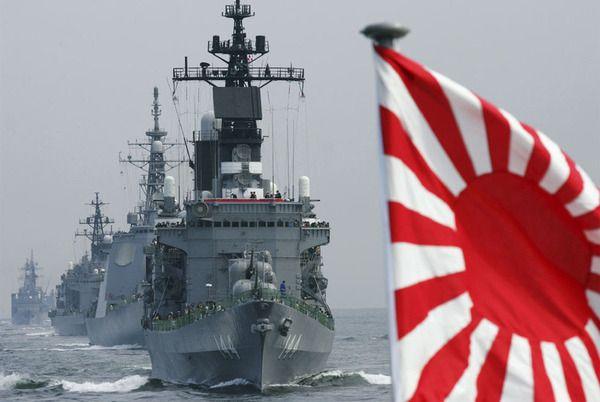 旭日旗 JAPAN