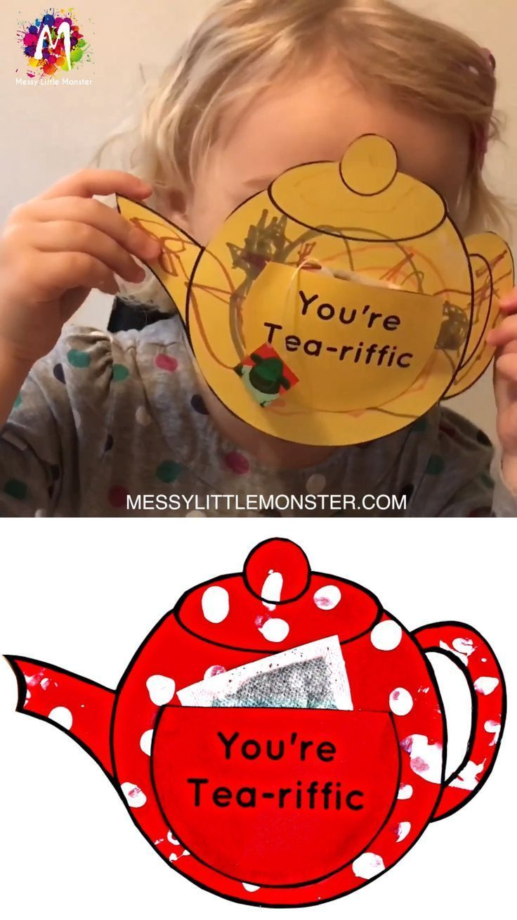 You Re Tea Riffic Teapot Craft Free Printable Teapot Template In 2020 Easy Mother S Day Crafts Mother S Day Activities Mother S Day Projects