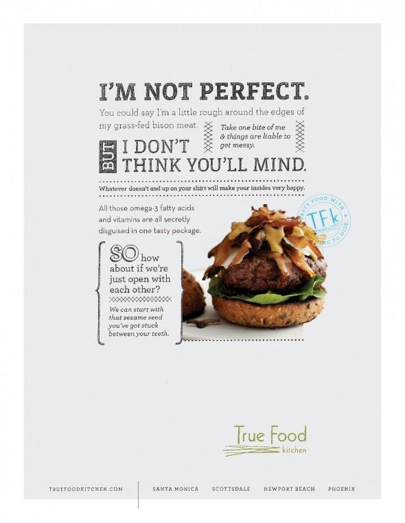 True Food Kitchen: Bison