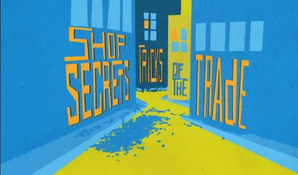 Shop Secrets: Tricks of the Trade logo - our founder Simon Harrop - appeared on the Channel 4 show and discussed multi-sensory techniques.