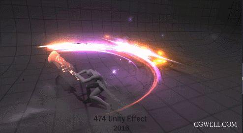 一期011学员474特效Demo - 游戏特效提高班(一期) - CGwell CG薇儿论坛,最专业的游戏特效师,动画师社区 - Powered by…