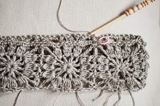 Vestido de Niña a Crochet para Tejer en una Tarde
