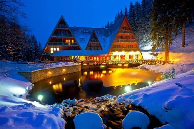MEDICAL SPA Jelenia Struga - winter time  www.facebook.com/MedicalSPAJeleniaStruga